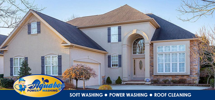 Power Washing Your Cherry Hill Home