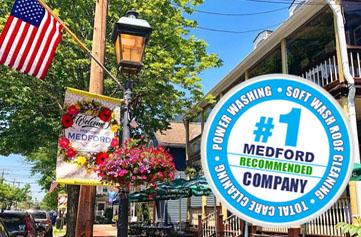 Medford is Home to Aqua Boy Power Washing